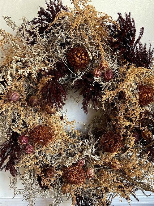Artemesia Fall Wreath