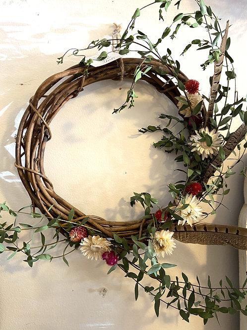 Medium Grapevine Wreath