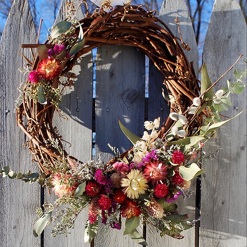 Medium Grapevine Wreath