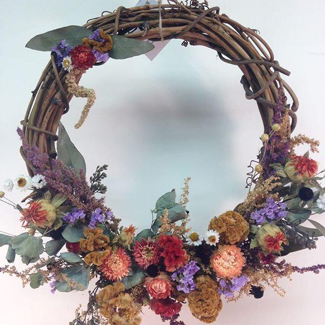 Fall Wreath Making