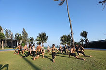 Let the Retreat full of Exercises, Activ