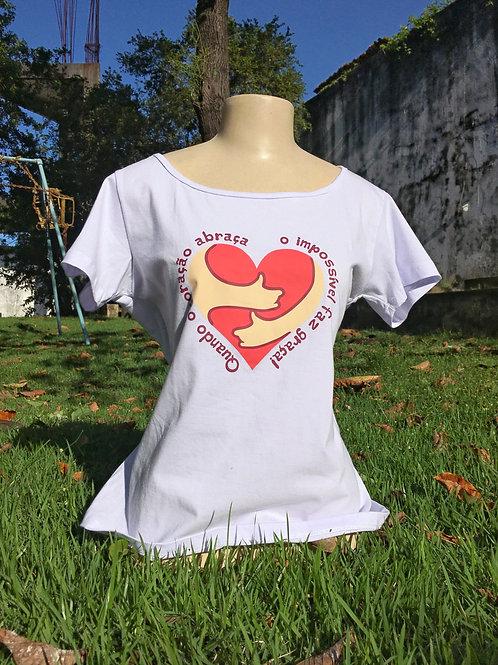 Camisa Abrace - Feminina