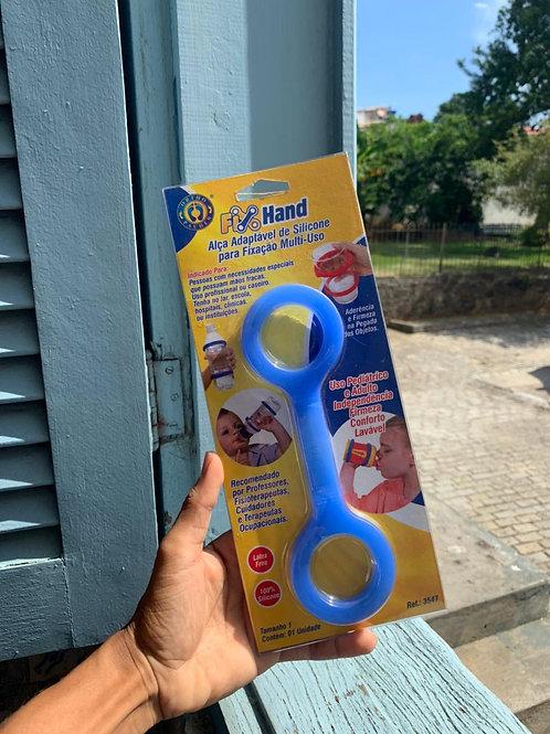 Fix Hand Alça Adaptável de Silicone para Fixação Ortho Pauher
