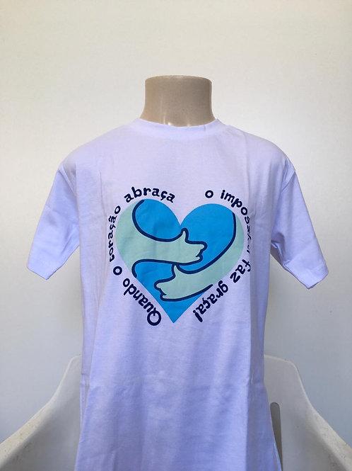 Camisa infantil LOGO 1 Básica