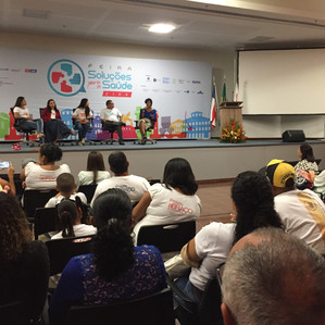 1ª edição da Feira de Soluções para a Saúde- Zika Vírus e do Seminário Internacional da UNICEF