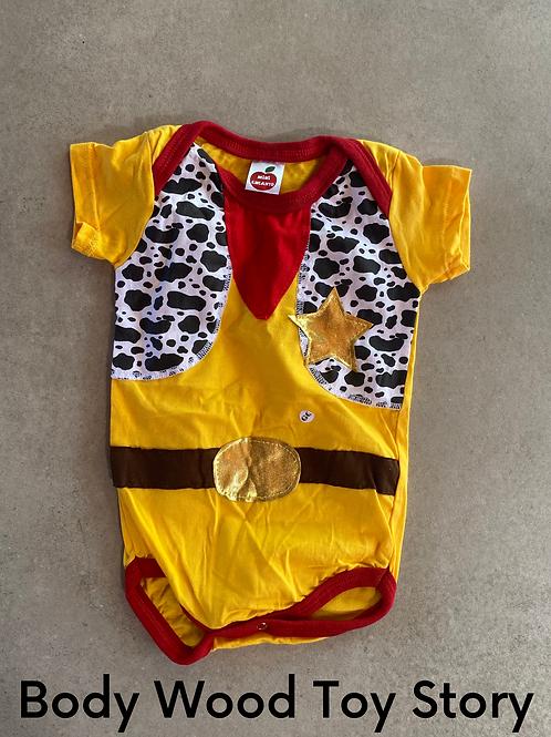 Fantasia Infantil Bebê - BODY
