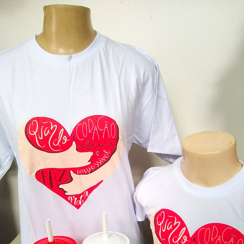 Camisa adulto LOGO 2 Básica