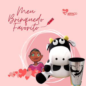"""aBRAÇO lança E-Book """"Meu Brinquedo Favorito"""""""