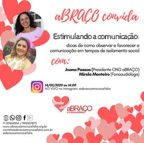 Mirela Monteiro fala sobre comunicação e outros assuntos com crianças atípicas e dá outras dicas