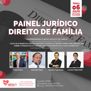 Painel Jurídico Direito de Família
