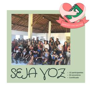 Projeto aBRAÇO nas Escolas capacita mães atípicas para se tornarem agentes de inclusão