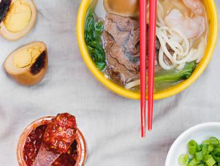 The Ultimate Comfort Food: Ramen