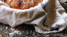 The Artisan Free-Form Loaf: Rustic Boule