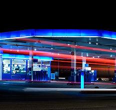 HTEC Fuel Forecourt