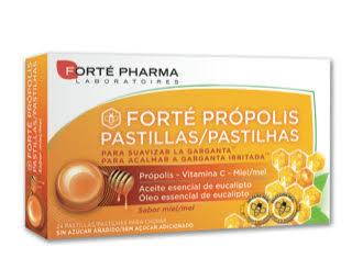 FORTE PROPOLIS PASTILLAS MIEL