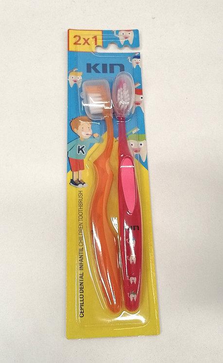 2x1 cepillo infantil