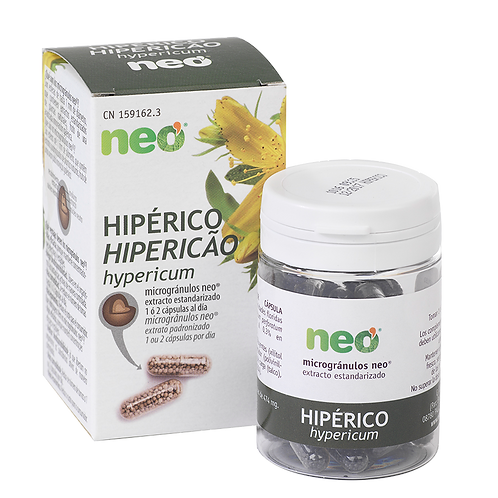 NEOVITAL HIPERICO NEO 45 CAPS