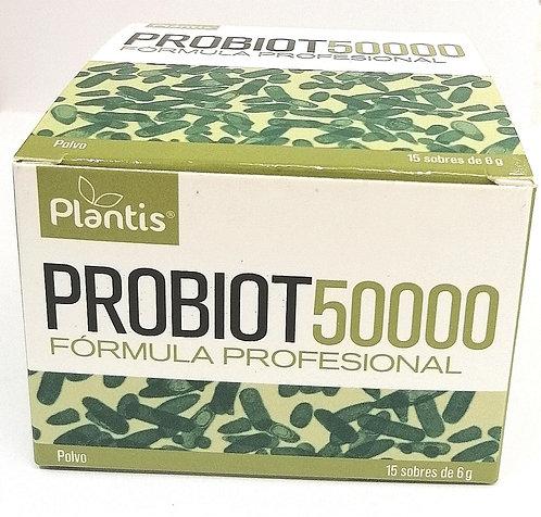 PROBIOT 50.000 POST-ANTIBIÓTICO