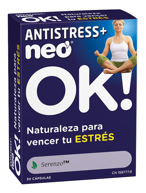 NEOVITAL ANTISTRESS+ 30CAPS