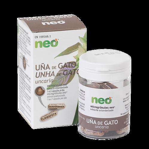 NEOVITAL UÑA DE GATO NEO 45 CAPS