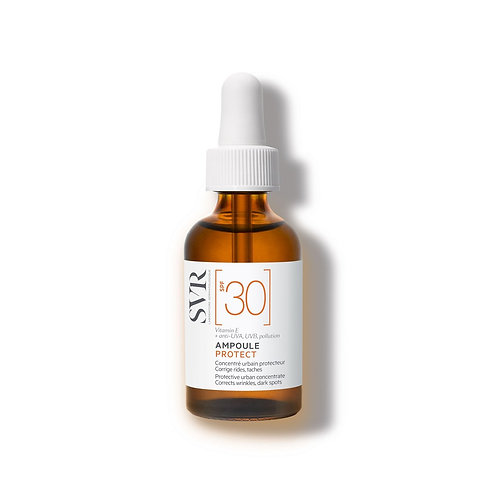 AMPOULE PROTECT SPF30
