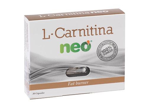 NEOVITAL L- CARNITINA NEO 30CAPS LÍQUIDAS