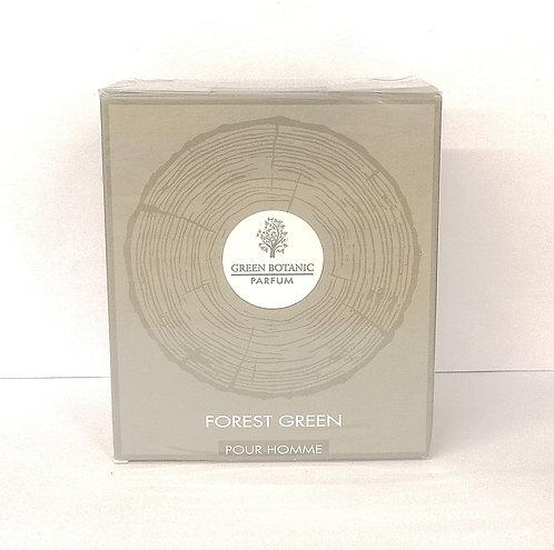 FOREST GREEN PERFUME GREEN BOTANIC