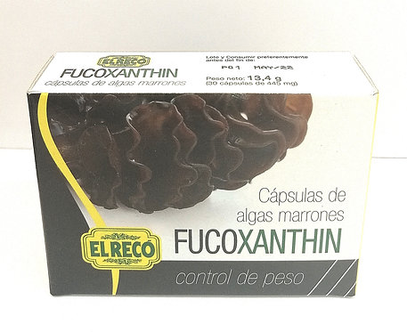 FUCOXANTHIN CONTROL DE PESO