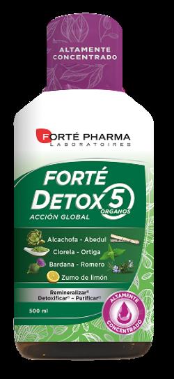 Detox Natural Forté Detox 5