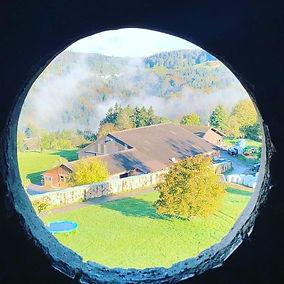 Hof der Familie Andri und Patrizia Furrer in Schmidrüti