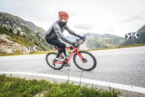 Salzgeber bei Chasing Cancellara