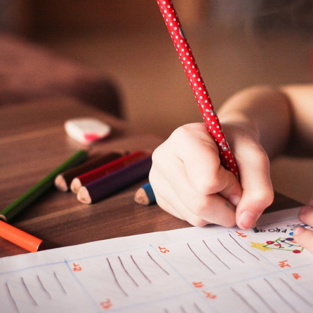 Some parents are ditching their child's homeschool lessons, and experts say that's OK