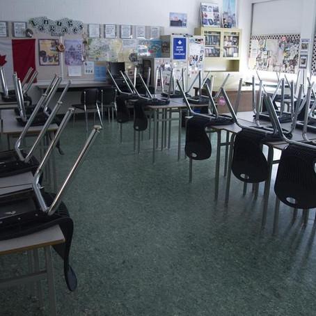 Alberta announces new funding for school maintenance, no word yet on fall return
