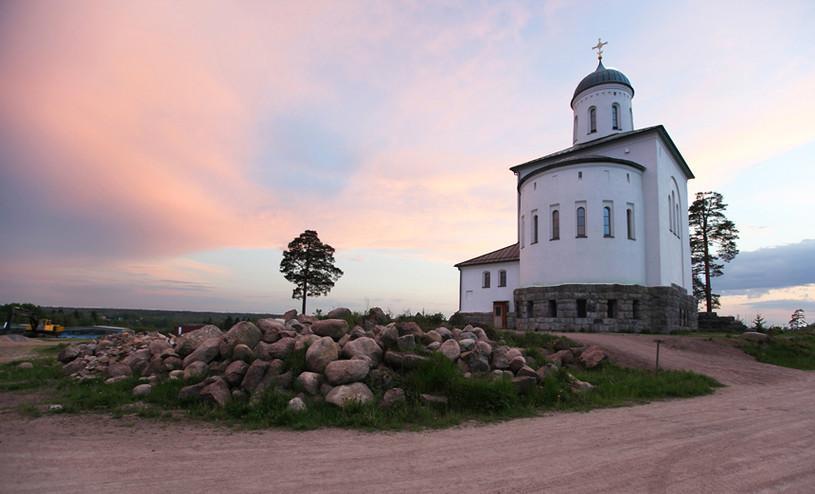 Church of St. Ambrose of Optina