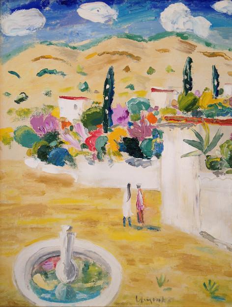 A village in Tunisia