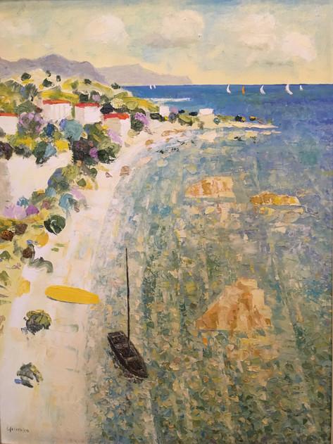 Radiant coast