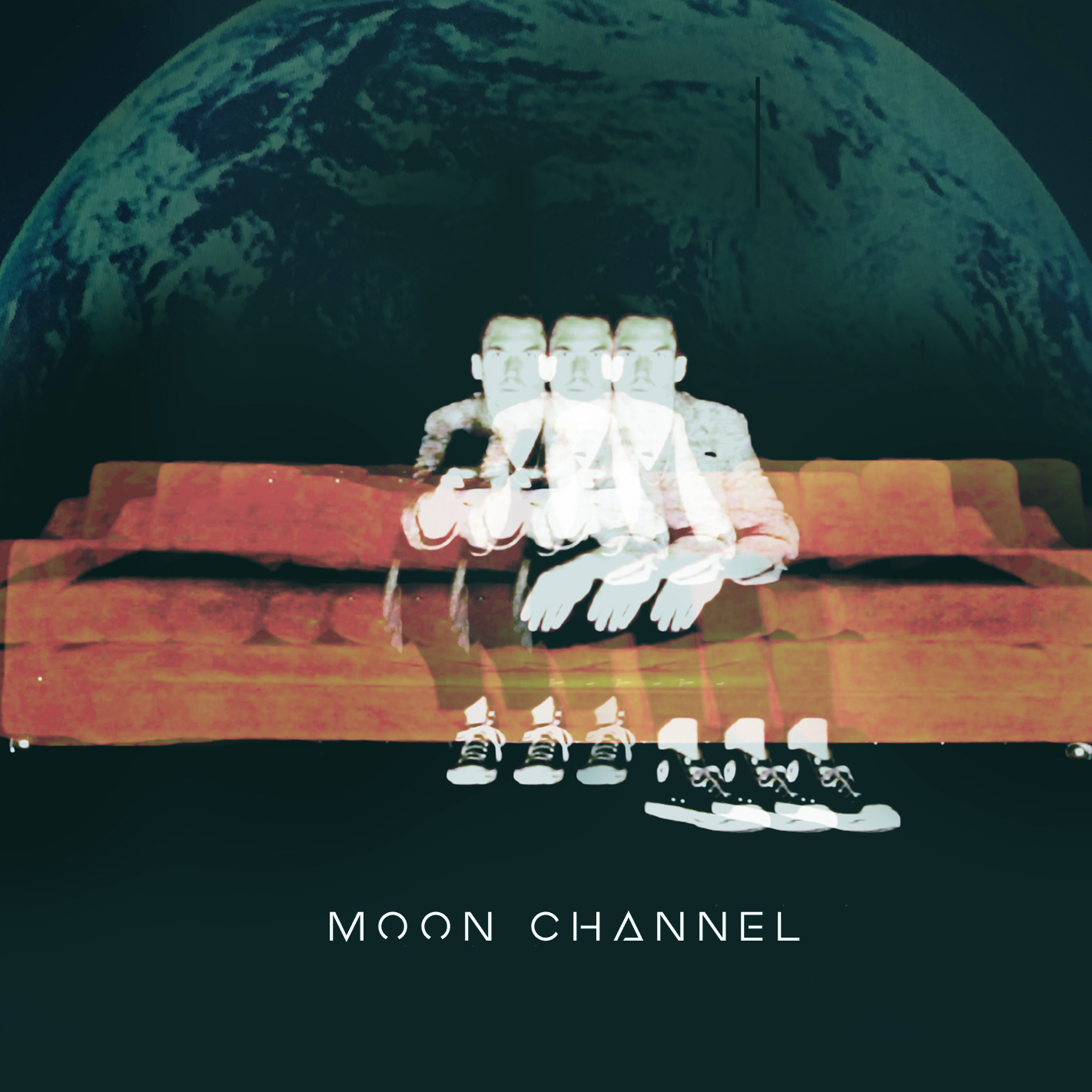 Moon Channel TV Earth