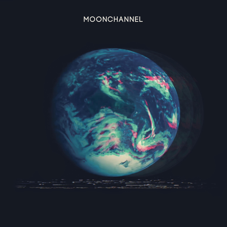 MOON CHANNEL EARTH PHOTO