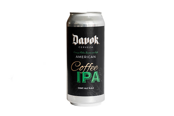 DAVOK COFFEE IPA 473ml