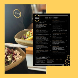 Cafe Menu Design by Right Meow