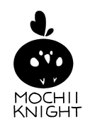 Mochiiknight logo on white