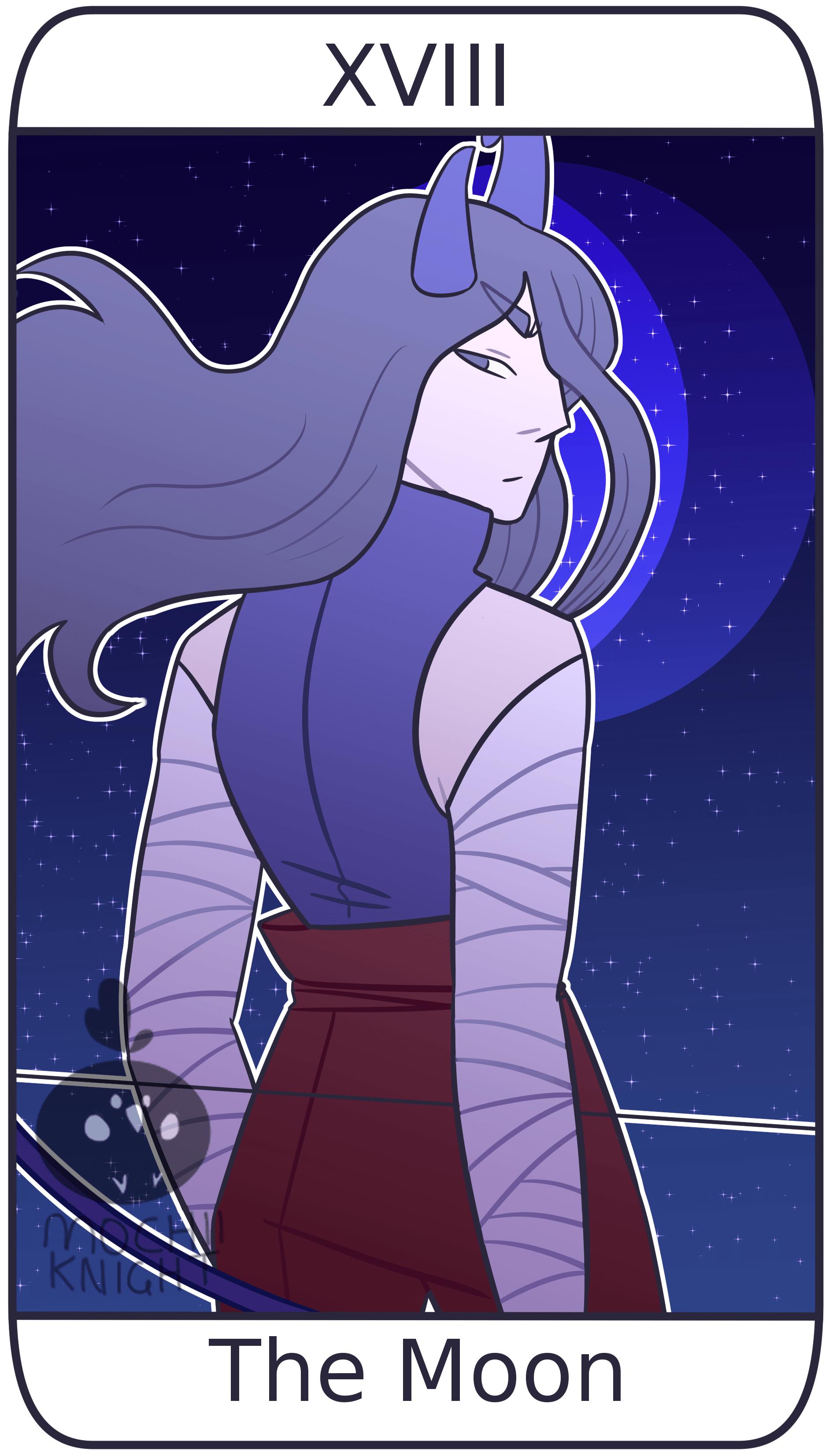17 The Moon