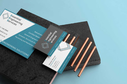 Business cards & advert designs