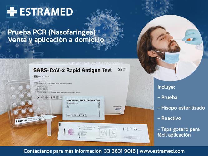 Prueba PCR