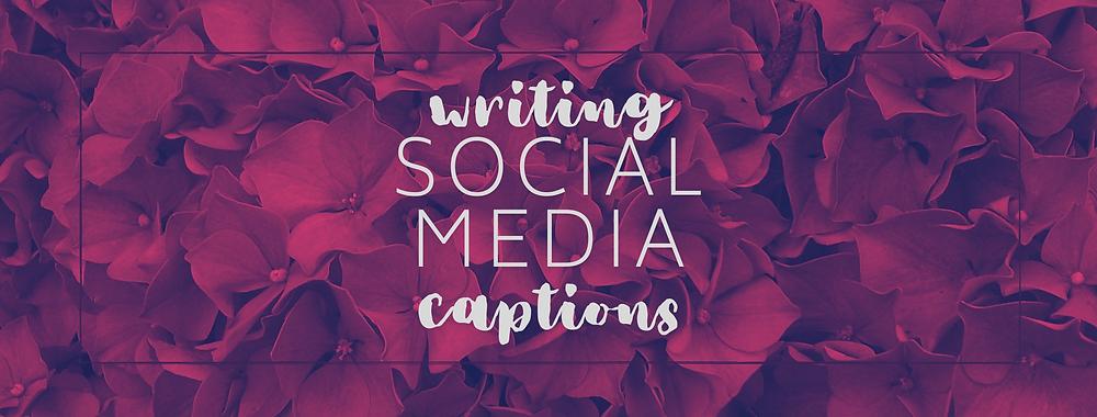 9 Tips for writing social media captions for PR podcast