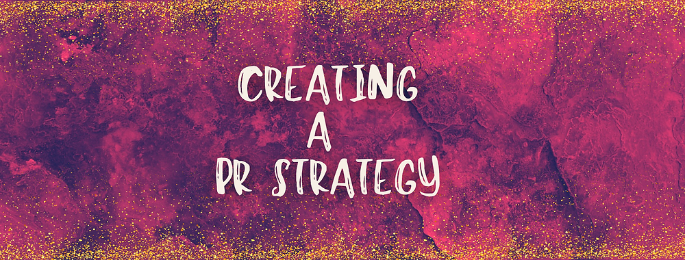 5 Simple Steps To Create A PR Strategy on PR podcast