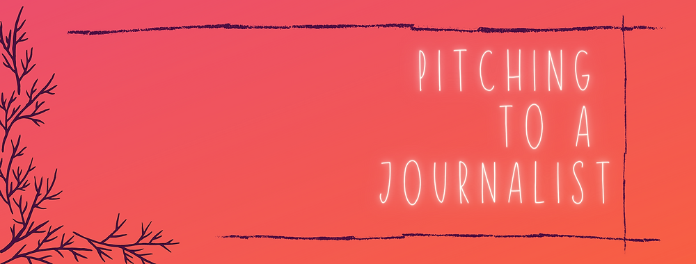 7 Tips For Pitching To A Journalist on PR podcast