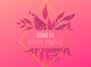 Using an Event Stylist