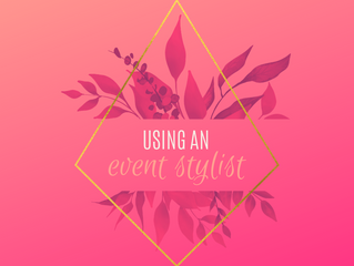 How an Event Stylist can transform your PR event