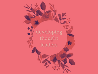 Developing Thought Leaders